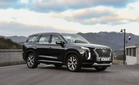 2021 Hyundai Palisade for sale at Diamante Leasing in Brooklyn NY