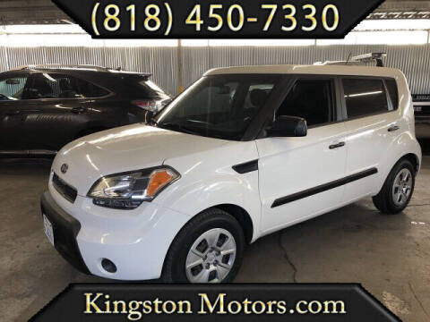 2011 Kia Soul for sale at Kingston Motors in North Hollywood CA