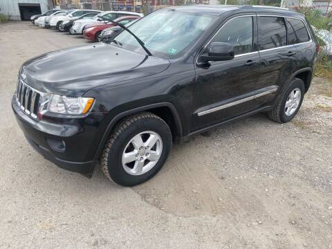 2012 Jeep Grand Cherokee for sale at Philadelphia Public Auto Auction in Philadelphia PA