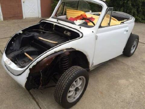 1976 Volkswagen Super Beetle for sale at Haggle Me Classics in Hobart IN