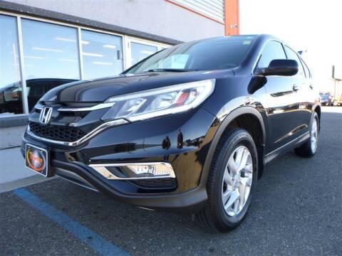 2015 Honda CR-V for sale at Torgerson Auto Center in Bismarck ND