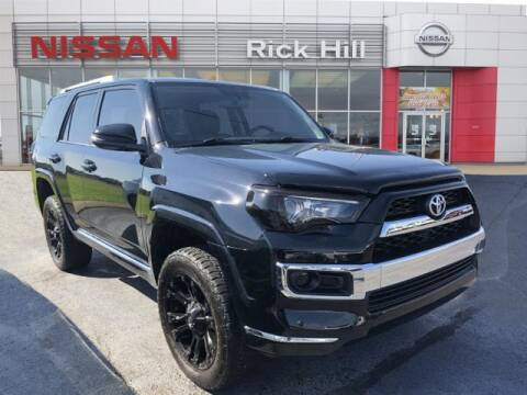 2017 Toyota 4Runner for sale at Rick Hill Auto Credit in Dyersburg TN