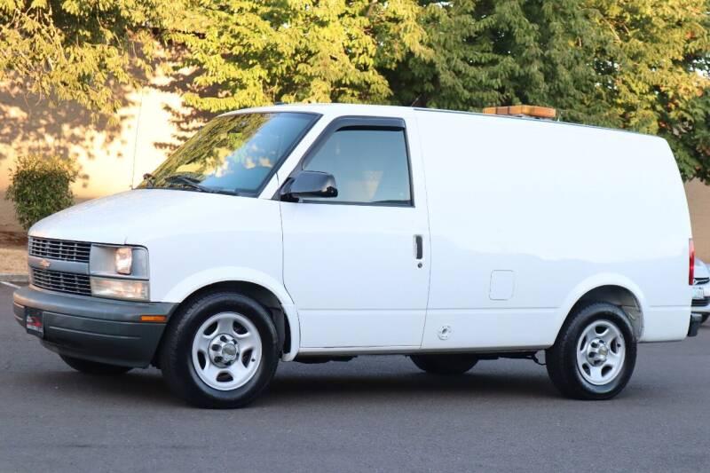 2004 Chevrolet Astro Cargo for sale at Beaverton Auto Wholesale LLC in Hillsboro OR