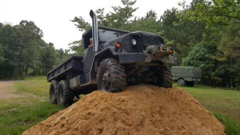1970 AM General M35A2 for sale at Classic Car Deals in Cadillac MI