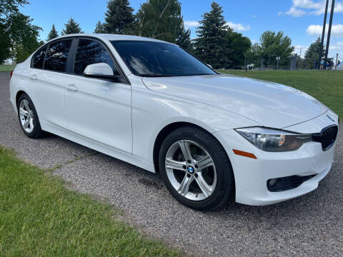 2014 BMW 3 Series for sale at BELOW BOOK AUTO SALES in Idaho Falls ID