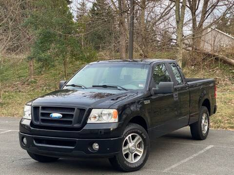 2008 Ford F-150 for sale at Diamond Automobile Exchange in Woodbridge VA