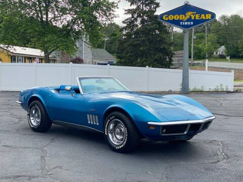 1969 Chevrolet Corvette for sale at Milford Automall Sales and Service in Bellingham MA