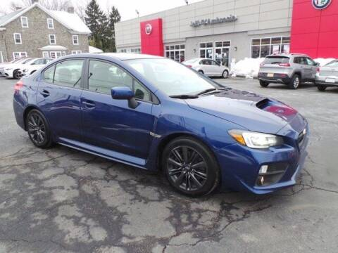 2015 Subaru WRX for sale at Jeff D'Ambrosio Auto Group in Downingtown PA