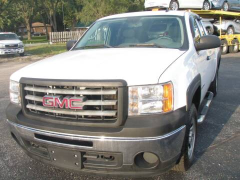 2011 GMC Sierra 1500 for sale at Autoworks in Mishawaka IN