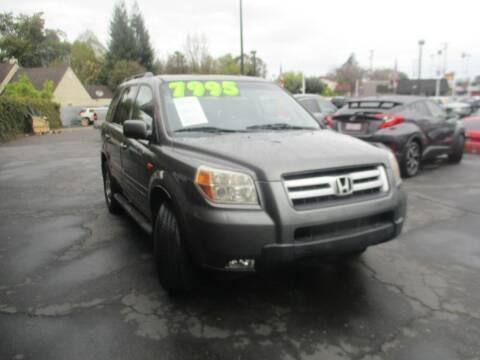 2007 Honda Pilot for sale at Quick Auto Sales in Modesto CA