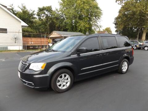 2012 Chrysler Town and Country for sale at Goodman Auto Sales in Lima OH