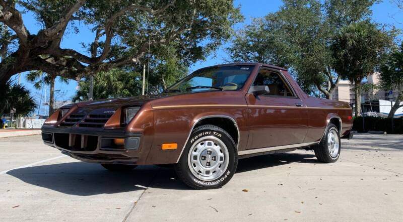 1982 Dodge Rampage for sale at PennSpeed in New Smyrna Beach FL