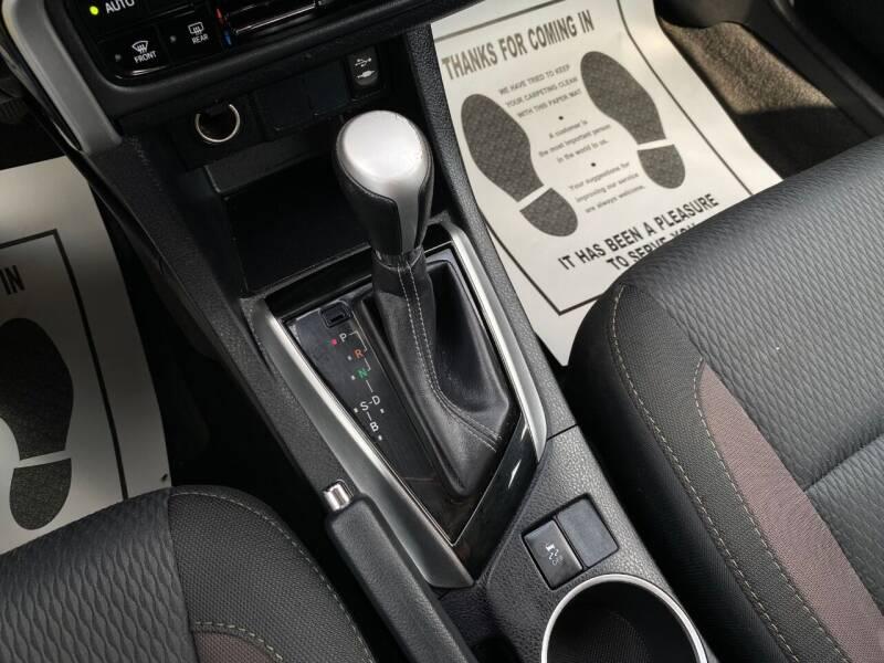 2017 Toyota Corolla LE 4dr Sedan - Harrisonburg VA
