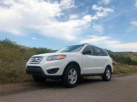 2010 Hyundai Santa Fe for sale at Automotive Evolution in Golden CO