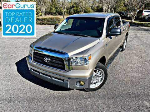 2008 Toyota Tundra for sale at Brothers Auto Sales of Conway in Conway SC