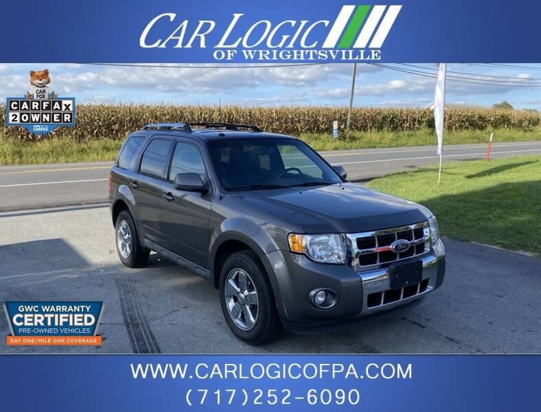 2012 Ford Escape for sale at Car Logic in Wrightsville PA