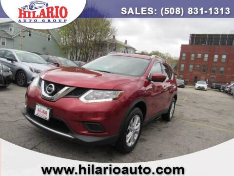 2016 Nissan Rogue for sale at Hilario's Auto Sales in Worcester MA