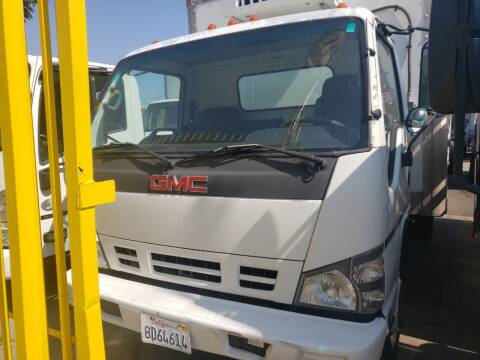 2006 GMC W4500 for sale at Ericks Used Cars in Los Angeles CA