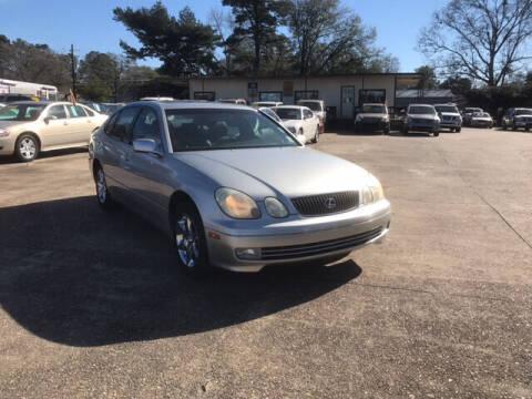 2003 Lexus GS 300 for sale at Port City Auto Sales in Baton Rouge LA