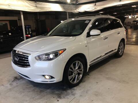 2014 Infiniti QX60 for sale at LUXURY IMPORTS AUTO SALES INC in North Branch MN