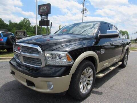 2013 RAM Ram Pickup 1500 for sale at J T Auto Group in Sanford NC