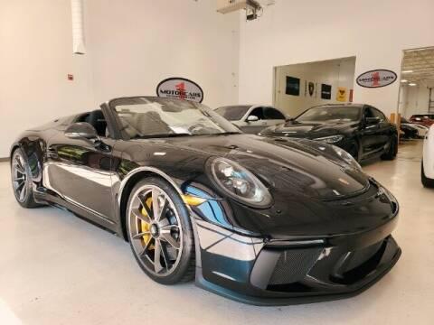 2019 Porsche 911 for sale at Team One Motorcars, LLC in Marietta GA