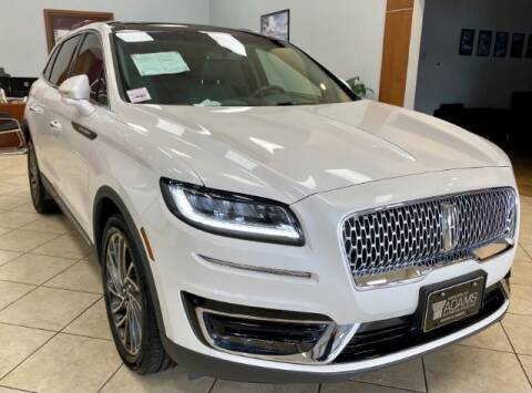 2019 Lincoln Nautilus for sale at Adams Auto Group Inc. in Charlotte NC