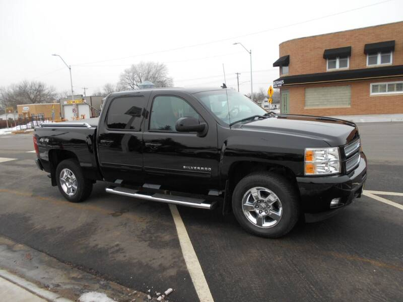 2013 Chevrolet Silverado 1500 for sale at Creighton Auto & Body Shop in Creighton NE