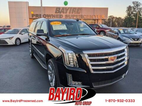 2020 Cadillac Escalade ESV for sale at Bayird Truck Center in Paragould AR