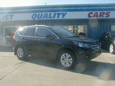 2013 Honda CR-V for sale at Dick Vlist Motors, Inc. in Port Orchard WA