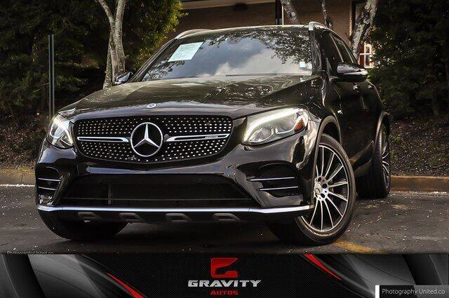 2018 Mercedes-Benz GLC for sale at Gravity Autos Atlanta in Atlanta GA