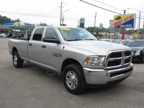 2016 RAM Ram Pickup 2500 for sale at Discount Auto Sales in Pell City AL