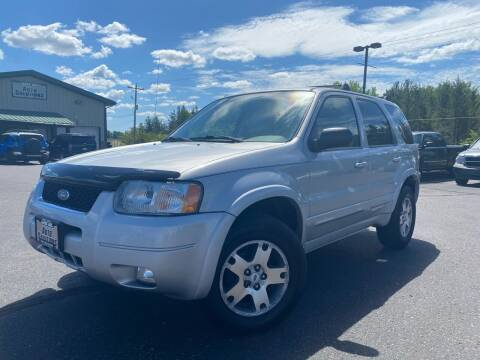 2003 Ford Escape for sale at Lakes Area Auto Solutions in Baxter MN