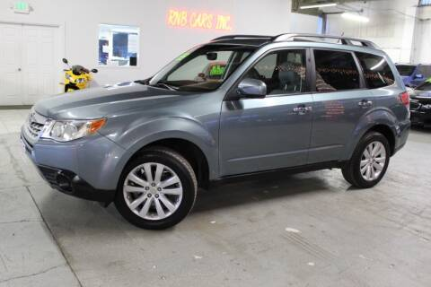 2011 Subaru Forester for sale at R n B Cars Inc. in Denver CO