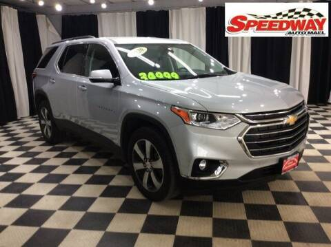 2020 Chevrolet Traverse for sale at SPEEDWAY AUTO MALL INC in Machesney Park IL