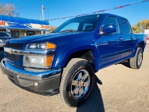2010 Chevrolet Colorado for sale at California Auto Sales in Amarillo TX