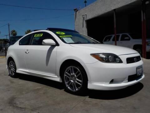 2008 Scion tC for sale at Bell's Auto Sales in Corona CA
