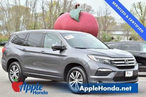 2018 Honda Pilot for sale at APPLE HONDA in Riverhead NY