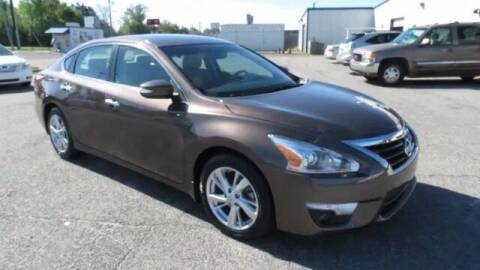 2014 Nissan Altima for sale at Minden Autoplex in Minden LA
