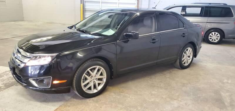 2011 Ford Fusion for sale at Klika Auto Direct LLC in Olathe KS