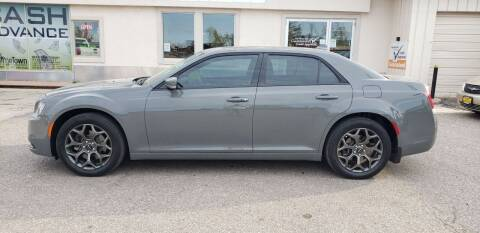 2018 Chrysler 300 for sale at HomeTown Motors in Gillette WY