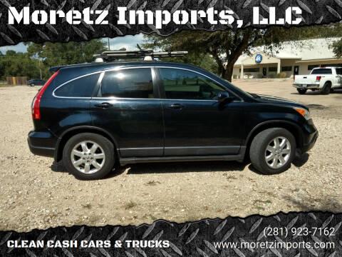 2007 Honda CR-V for sale at Moretz Imports, LLC in Spring TX