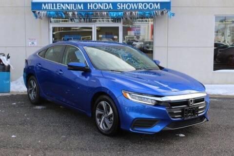 2019 Honda Insight for sale at MILLENNIUM HONDA in Hempstead NY