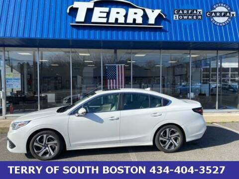 2020 Subaru Legacy for sale at Terry of South Boston in South Boston VA