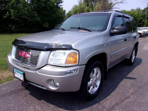 2005 GMC Envoy for sale at American Auto Sales in Forest Lake MN
