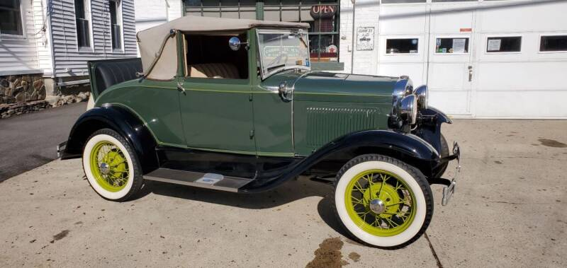 1930 Ford Model A for sale at Carroll Street Auto in Manchester NH
