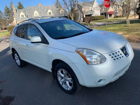 2008 Nissan Rogue for sale at Via Roma Auto Sales in Columbus OH