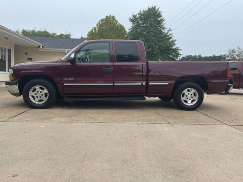 2001 Chevrolet Silverado 1500 for sale at H3 Auto Group in Huntsville TX