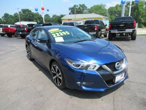 2018 Nissan Maxima for sale at Auto Land Inc in Crest Hill IL