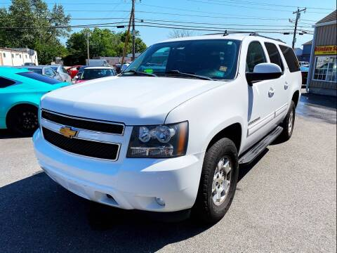 2012 Chevrolet Suburban for sale at Dijie Auto Sale and Service Co. in Johnston RI